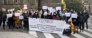 Manifestation CPME 07