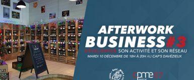 AfterWork Business #3 de la CPME 07