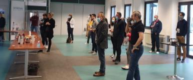 Présentation CPME07 au pôle entrepreneurial de Vidalon – Davézieux