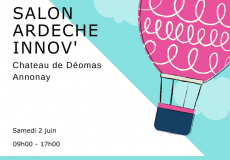 Salon Ardeche Innov